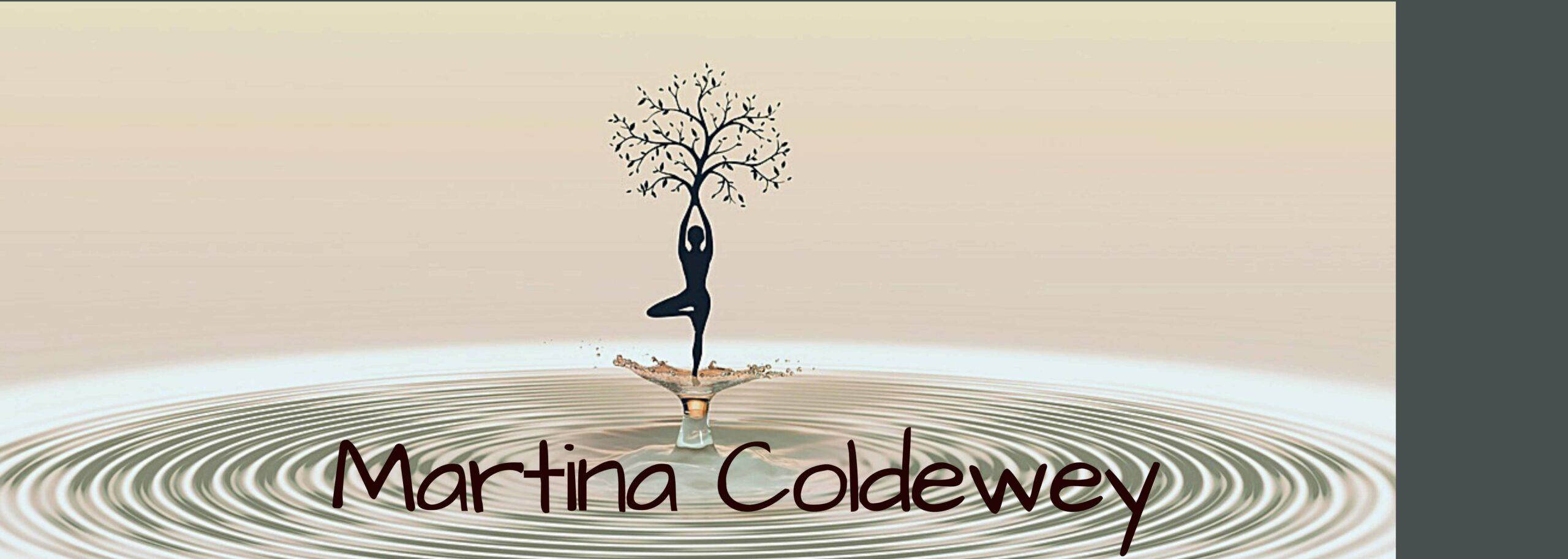 Tänzerin auf Wassertropfen,Collage mit Bildtitel